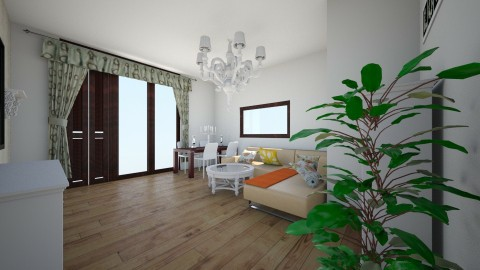 Sufra - Living room - by brailescu