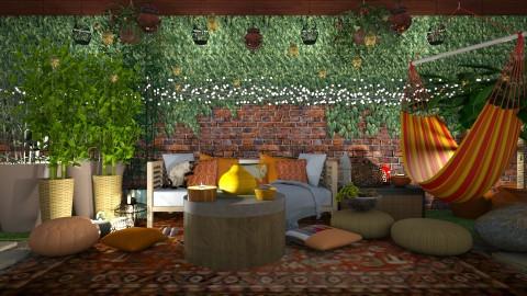 Garden relax - by alexlag