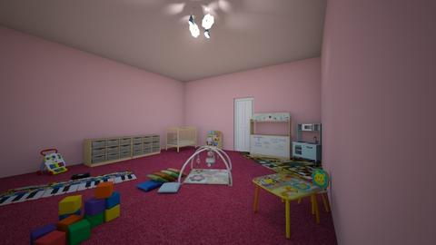 Babys  Play Room - Classic - Kids room - by ilovedogs519