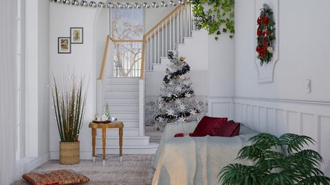 Christmas calm - by barnigondi