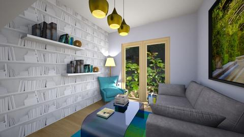 Living Room people - by steven65