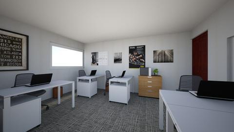 ROOM 1_23 - Office - by mloo123