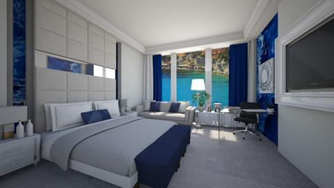 Blue Elite Ibiza - Bedroom - by NiceGoodNoodle
