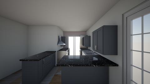 hmm - Kitchen - by Angemac
