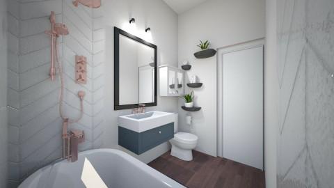 downstairs bathroom3 - Bathroom - by Kaylin1313
