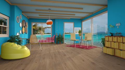 Beach house - Rustic - by harshada samant