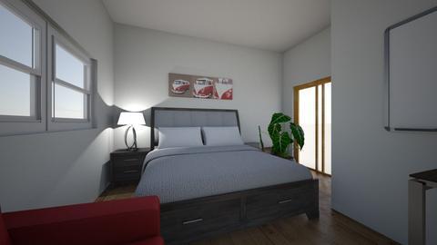 room 1 - Modern - Bedroom - by Anoushka Patel_573