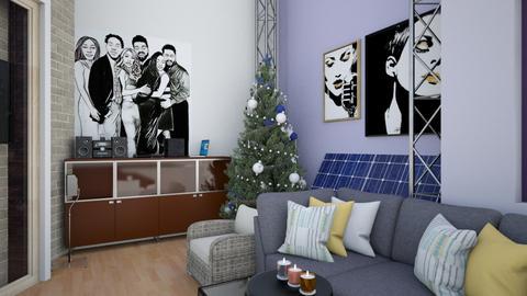 11072019_1Bedroom - Modern - by Everybodyloveskm