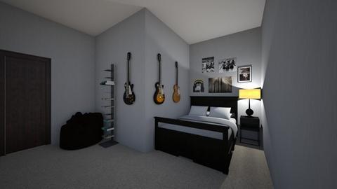 Room 1 - Bedroom - by RStyler_72