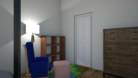 Sara Beth     bedroom - Kids room - by Kathy Coker