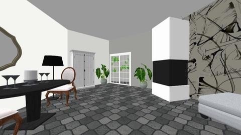 living room - Modern - Living room - by ayyad