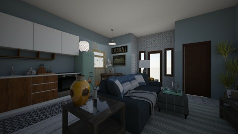 Apartment - by NatalieH