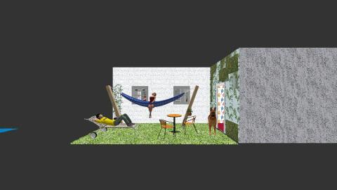 XanAjsHome2 - Modern - Living room - by XanAj