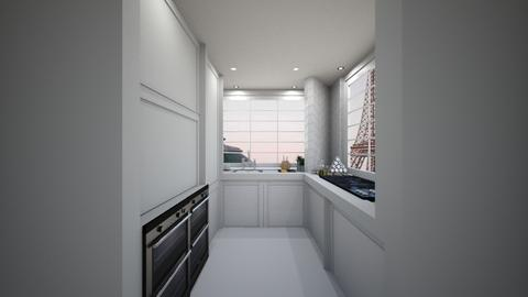 Casa177Kitchen - Classic - Kitchen - by nickynunes