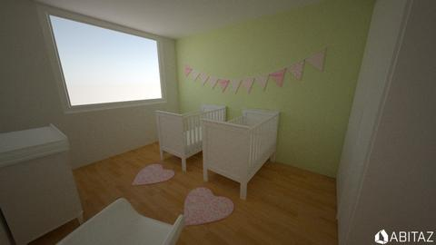 Babykamer test2 - Kids room - by DMLights-user-2152287