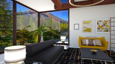 Habitat - Living room - by timeandplace