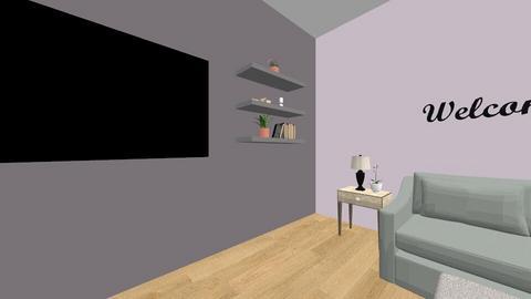 3D Living Room 4_3 - by leynavilner