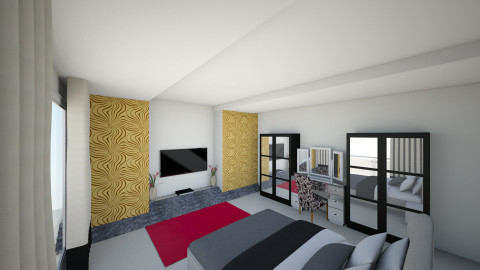 mASTER bED ROOM DESIGN2 - by Manish Advani