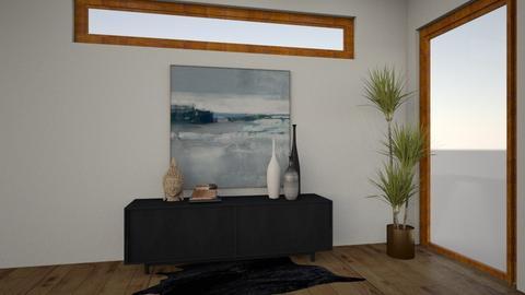 hallway 2 - Modern - by nazlazzhra