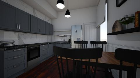moja kuchnia - Kitchen - by noryem