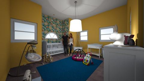 nursery - Kids room - by aaronmi123