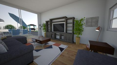 My Coldfield lounge 2 - Living room - by Rosezackna