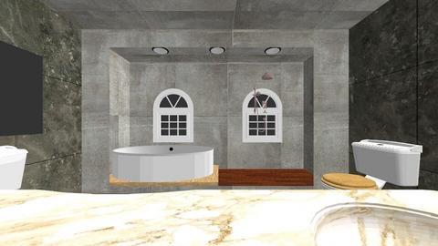 bathroom 3 - Bathroom - by fierceblade
