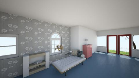 Ground Floor - Retro - Living room - by angelinabotto