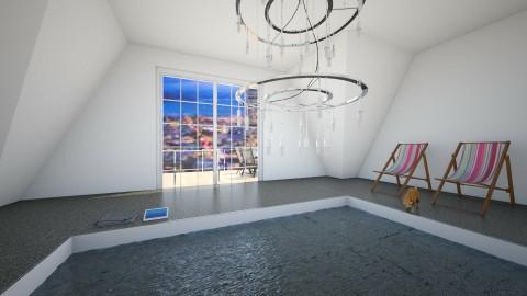 Indoor Pool  - Modern - by keteya weatherall