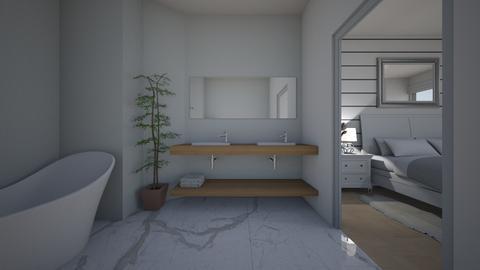 Masterbdrm - Bathroom - by emss