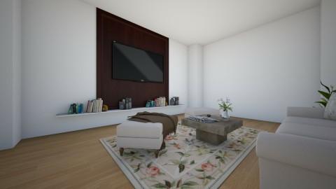 ROOM - Living room - by lylq_