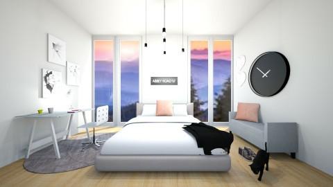 Student Dream - Bedroom - by designml