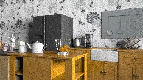 Don Fenny - Minimal - Kitchen - by donfny