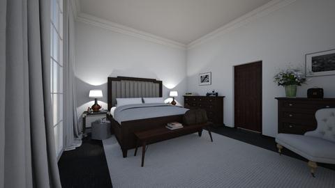 future room - Bedroom - by Sadiesct