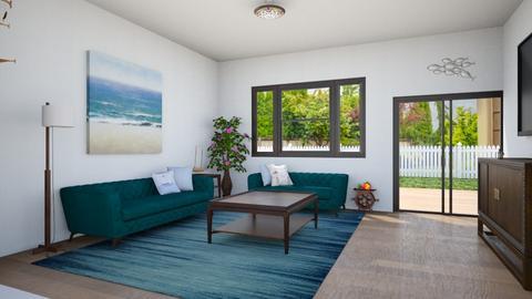 Sea Fair Living Room - Modern - Living room - by Psweets