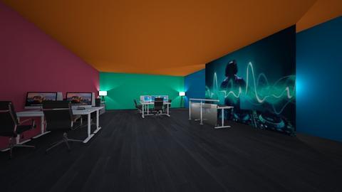 Radio - Office - by Sonjak555