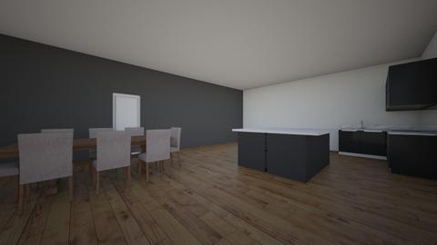 huge dorm - Bedroom - by Moorej21