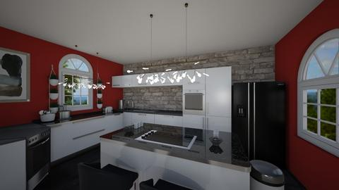 kitchen - Kitchen - by sierraibarra