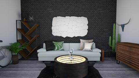 desert oasis - Modern - Living room - by Clara1311_1618