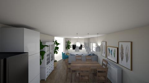 projekt 5 - Living room - by rafaliskorm