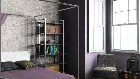 Boudoir - Eclectic - Bedroom - by bluecanoe