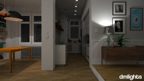 Urban Apartment - Kitchen - by DMLights-user-1235465