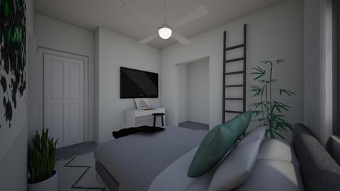 Amit Mizrahi bedroom 69 - Bedroom - by erlichroni