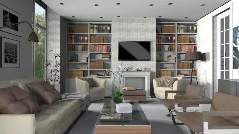 living room - Living room - by XValidze