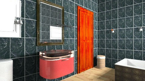 My imaginary Bathroom - Modern - Bathroom - by gulyasmartina