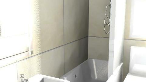 Jamie - Minimal - Bathroom - by Jamiemalta