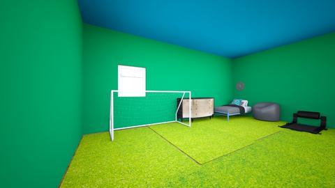 UN AMOJ - Modern - Kids room - by dSAa