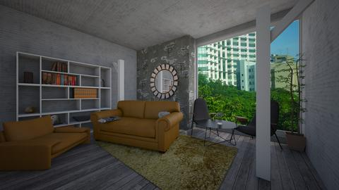 livng with columns - Living room - by deleted_1580360193_Sheshe123