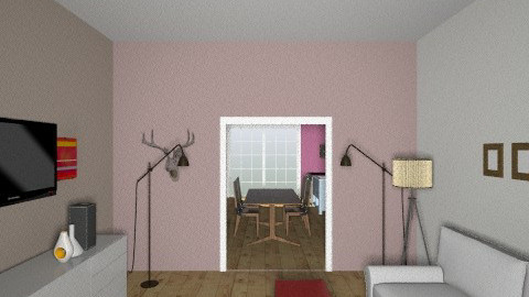 Lroom - Living room - by ruevanaa