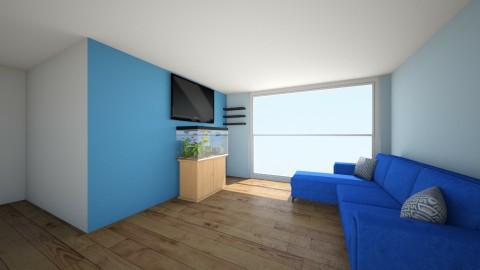 sergiu 3 - Living room - by misterds